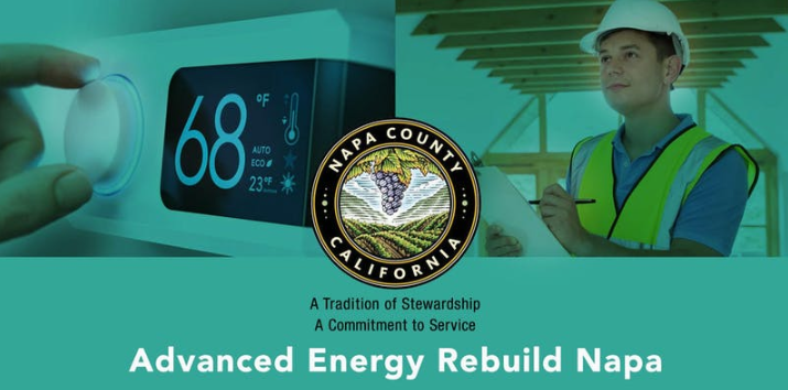 Advanced Energy Rebuild Napa Workshop